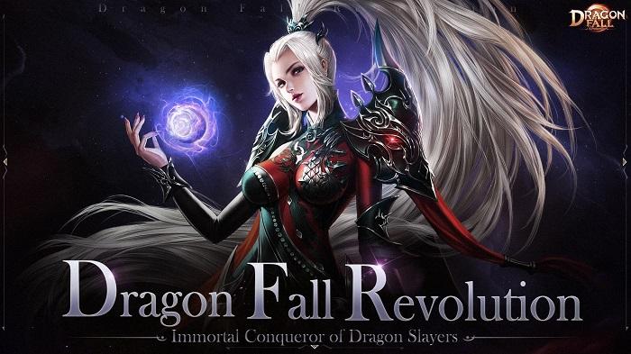 Dragon Fall: Revolution - Game nhập vai săn quái vật có tạo hình tinh tế 0