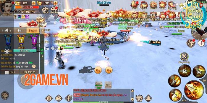 Top 10 game mobile ra mắt thị trường game Việt trong tháng 9 5