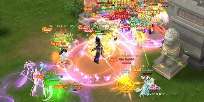Hết đồng hành cùng ngôi sao lớn, Tình Kiếm 3D lại chuẩn bị cho giải đấu PK siêu lớn 2