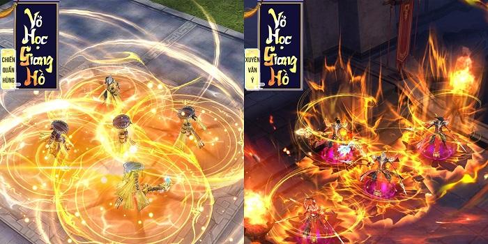 Game mobile hội tụ tinh hoa Võ lâm - Thiên Ngoại Giang Hồ sắp ra mắt 1