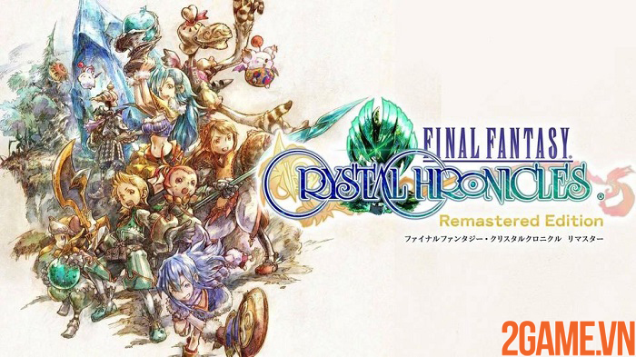 Final Fantasy Crystal Chronicles Remastered ra mắt trên Android và iOS 0