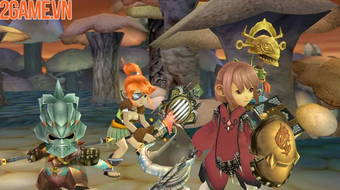 Final Fantasy Crystal Chronicles Remastered ra mắt trên Android và iOS 4