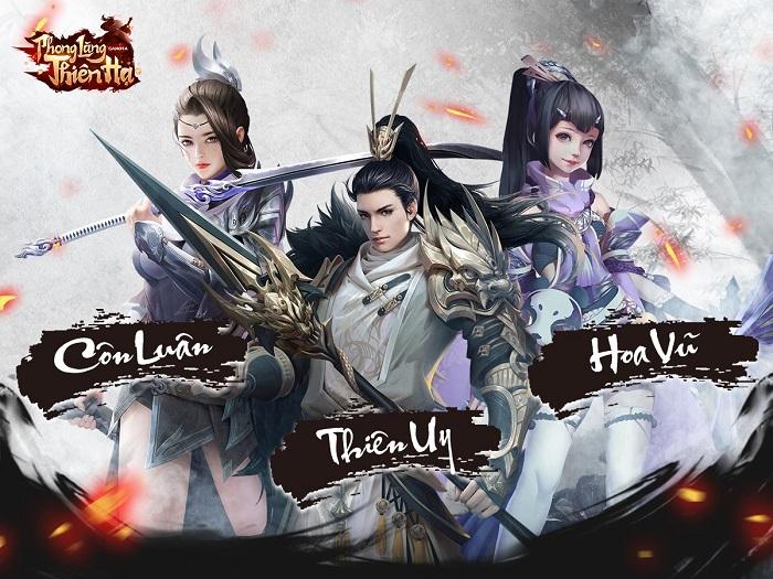 Phong Lăng Thiên Hạ ra mắt landing page công bố lộ trình ra mắt 1