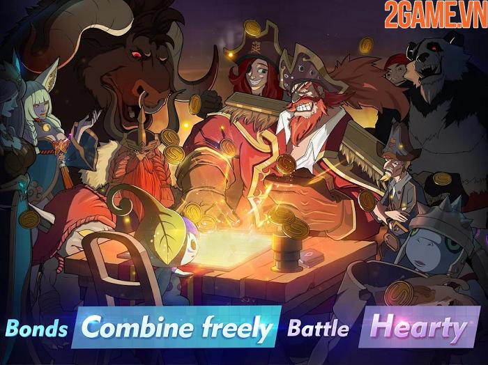 Tận hưởng combat bùng cháy và chiến thuật trong Fantasy Hero Tactics 0