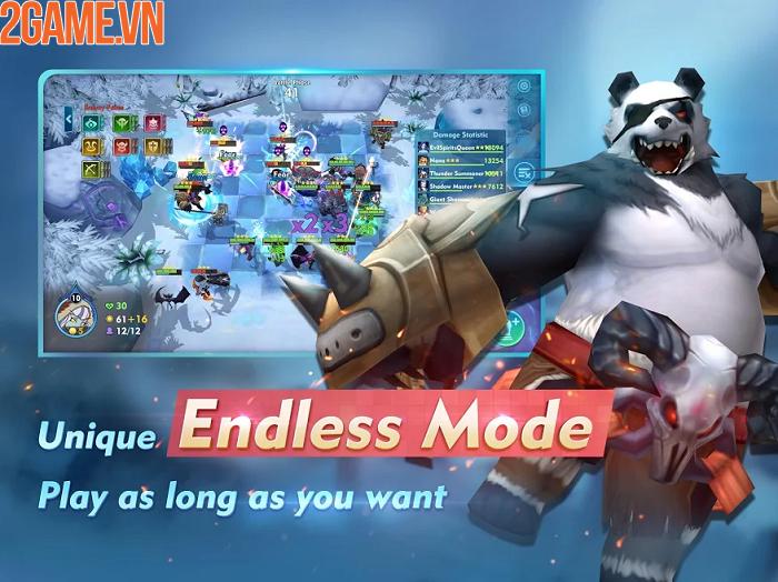 Tận hưởng combat bùng cháy và chiến thuật trong Fantasy Hero Tactics 2