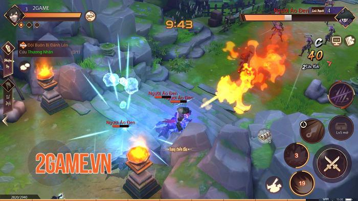 Giờ thì đã hiểu vì sao game thủ mong ngóng được chơi Samurai Shodown VNG! 3