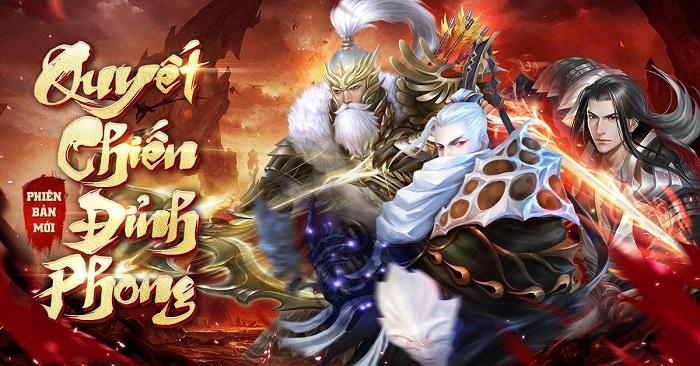Đỉnh Phong Tam Quốc đã tìm được cái tên xứng đáng ở vị trí Tân Vương mùa đầu tiên 1