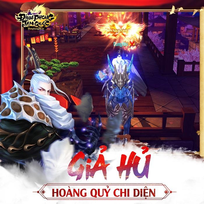 Đỉnh Phong Tam Quốc đã tìm được cái tên xứng đáng ở vị trí Tân Vương mùa đầu tiên 2