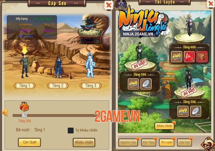 Vừa xả hơi ngày lễ cộng đồng Ninja Làng Lá lại lên dây cót chiến Big Update tháng 9 4