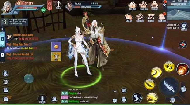 Cộng đồng game thủ Tình Kiếp Tam Sinh hóng đợi mòn mỏi ngày ra mắt chính thức