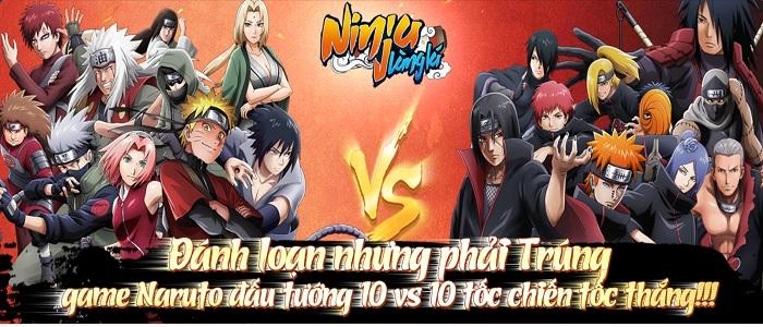 Tặng 888 giftcode game Ninja Làng Lá 0
