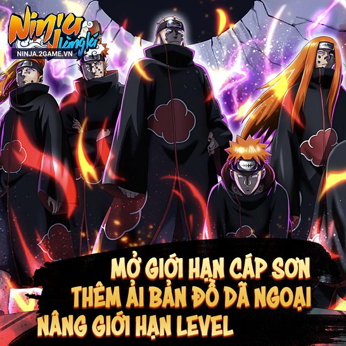 Đừng để nuối tiếc khi không tận hưởng Big Update Ninja Làng Lá ra mắt hôm nay 3