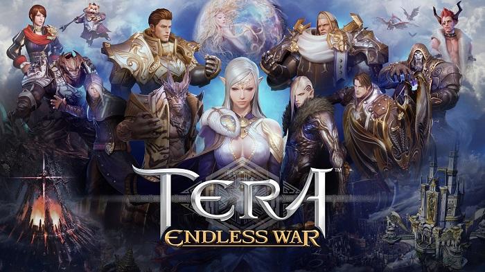 TERA: Endless War - Game chiến thuật với các đấu trường không thể đoán trước 0