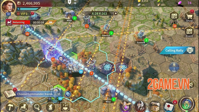 TERA: Endless War - Game chiến thuật với các đấu trường không thể đoán trước 1