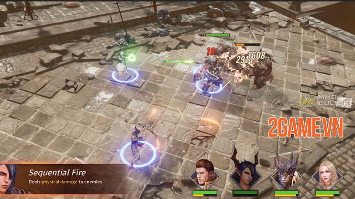 TERA: Endless War - Game chiến thuật với các đấu trường không thể đoán trước 2