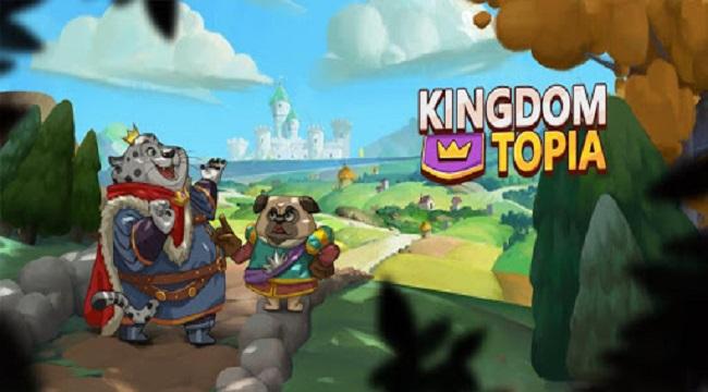 Khám phá vương quốc động vật trong Kingdomtopia: The Idle King