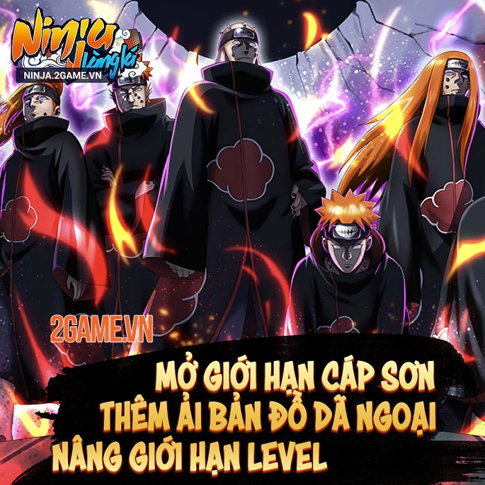 Big Update Ninja Làng Lá khai thác đa dạng khía cạnh thế giới Naruto huyền thoại 3