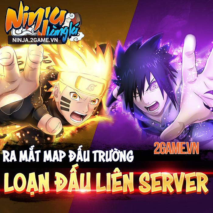 Big Update Ninja Làng Lá khai thác đa dạng khía cạnh thế giới Naruto huyền thoại 4