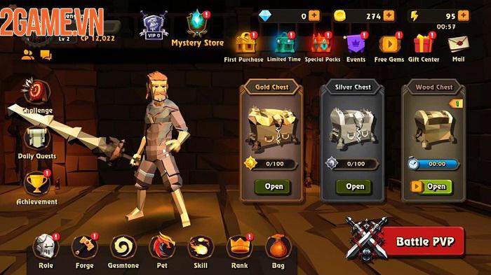 Overlord – game sinh tồn trong thời Trung cổ của người Việt 0