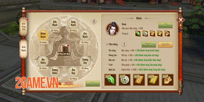 Tân Thiên Long Mobile VNG tiết lộ loạt tính năng chất miễn chê ở phiên bản mới 4