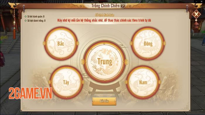 Tân Thiên Long Mobile VNG tiết lộ loạt tính năng chất miễn chê ở phiên bản mới 5
