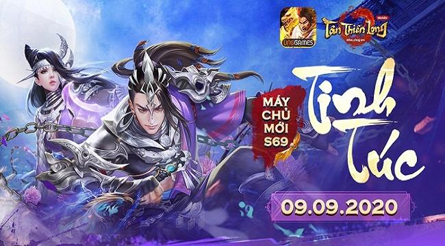 Phiên bản mới Tinh Túc Độc Mệnh của Tân Thiên Long Mobile ra mắt hôm nay