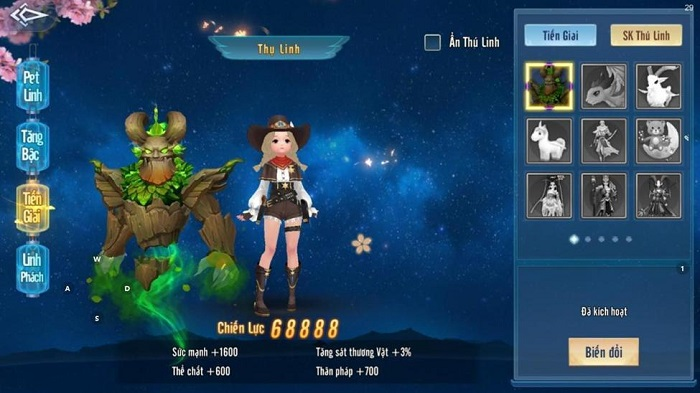 Tình Kiếm 3D tung bản update 'sương sương' với loạt bổ sung mới lạ 2