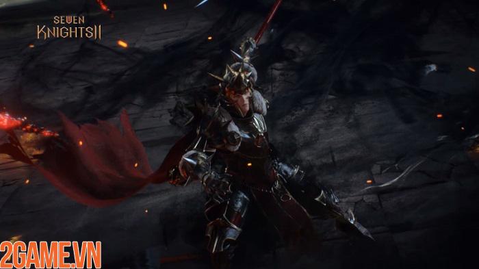 Seven Knights II tung poster mới cực chất và bật mí thời điểm phát hành 3