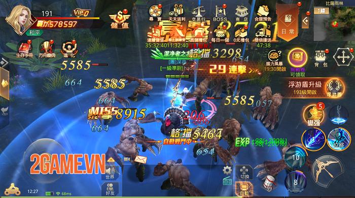 Vừa thả thính sương sương Kỷ Nguyên Z đã được đông đảo game thủ đặt gạch hóng 0