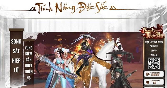 Hành trình tìm Kiếm Đạo Độc Tôn cho Phong Lăng Thiên Hạ chính thức bắt đầu 3