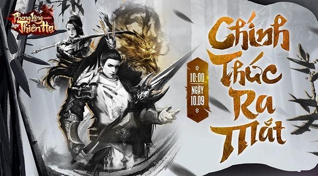 Hành trình tìm Kiếm Đạo Độc Tôn cho Phong Lăng Thiên Hạ chính thức bắt đầu