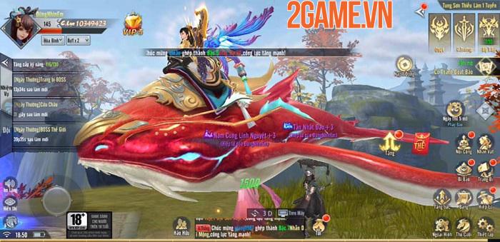 Cộng đồng người chơi Phong Lăng Thiên Hạ sôi nổi tham gia Open Beta 0