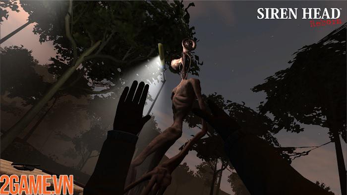 Siren Head: Reborn - Săn lùng quái vật đáng sợ trong truyền thuyết đô thị 1