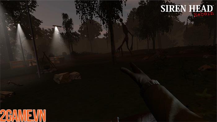 Siren Head: Reborn - Săn lùng quái vật đáng sợ trong truyền thuyết đô thị 5