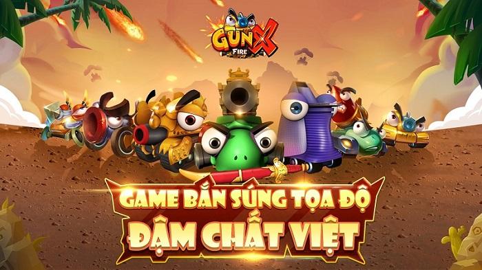 GunX: Fire tự tin là game bắn súng tọa độ đậm chất Việt! 4