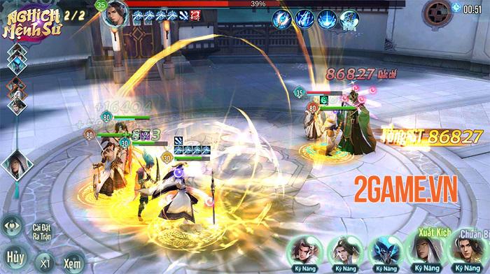 Nghịch Mệnh Sư sẽ là tựa game Tam Quốc đẹp nhất trên thị trường 3