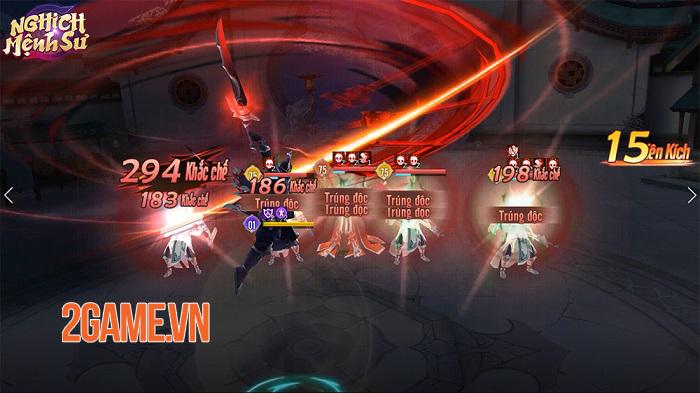 Nghịch Mệnh Sư sẽ là tựa game Tam Quốc đẹp nhất trên thị trường 4