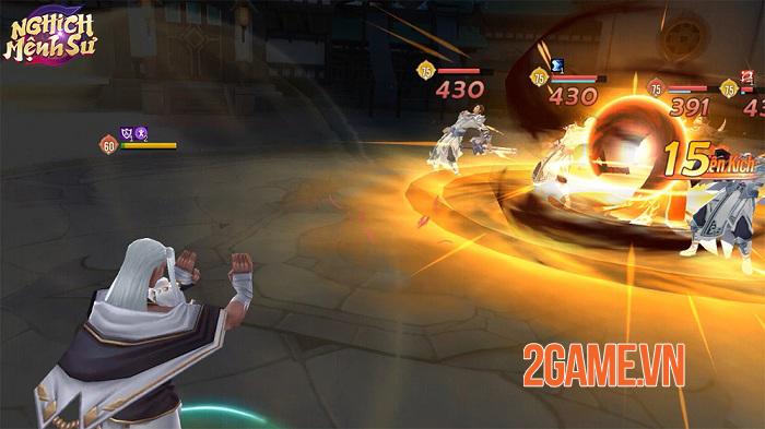 Nghịch Mệnh Sư sẽ là tựa game Tam Quốc đẹp nhất trên thị trường 5