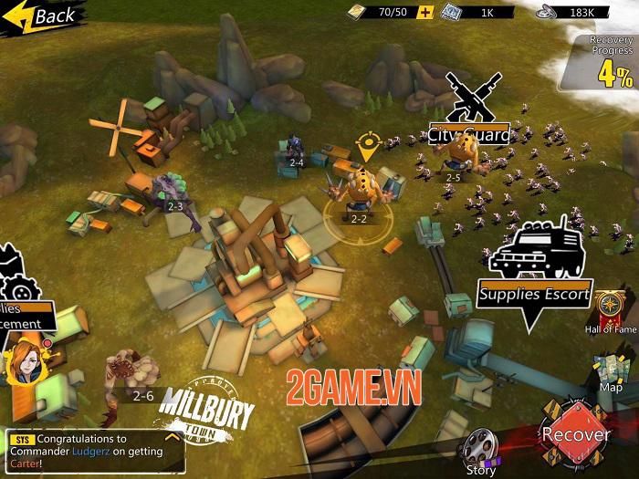 The Fifth Ark - Game nhập vai hành động shoot 'em up với gameplay hấp dẫn 3