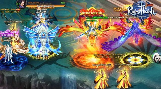 Tặng 1000 giftcode webgame Kiếm Thánh