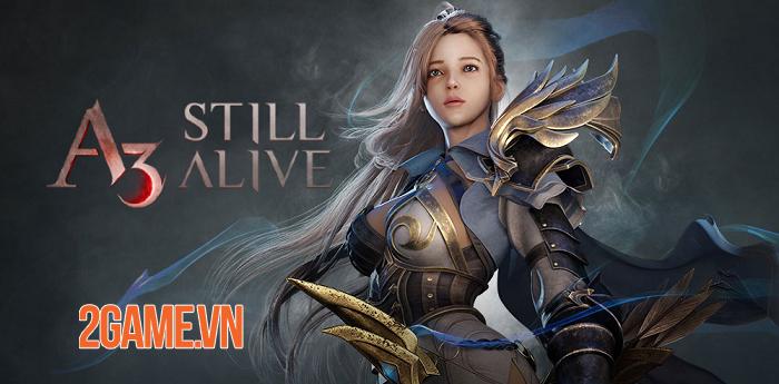 Netmarble công bố ra mắt toàn cầu game mobile MMORPG A3: Still Alive 0