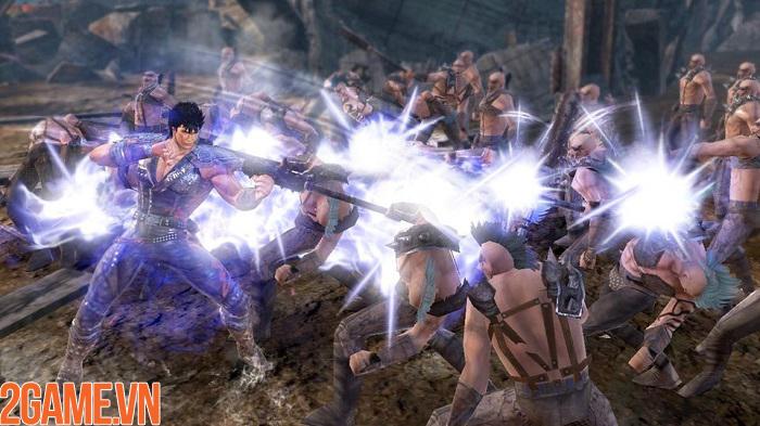 Shin Hokuto Musou – Bắc Đẩu Thần Quyền tái xuất trên nền tảng mobile 3