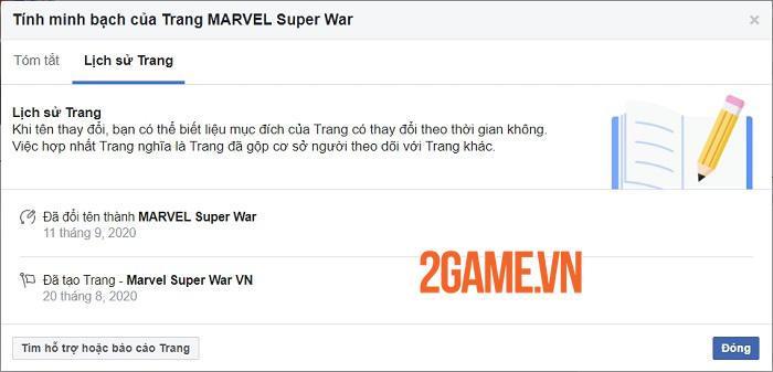 MARVEL Super War VN sắp được một NPH lớn ở Việt Nam cho ra mắt 2