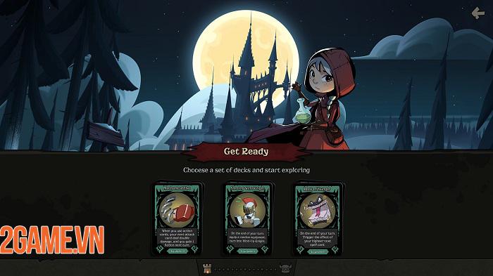 Night of the Full Moon – Hành trình đầy ma thuật của cô bé quàng khăn đỏ 3