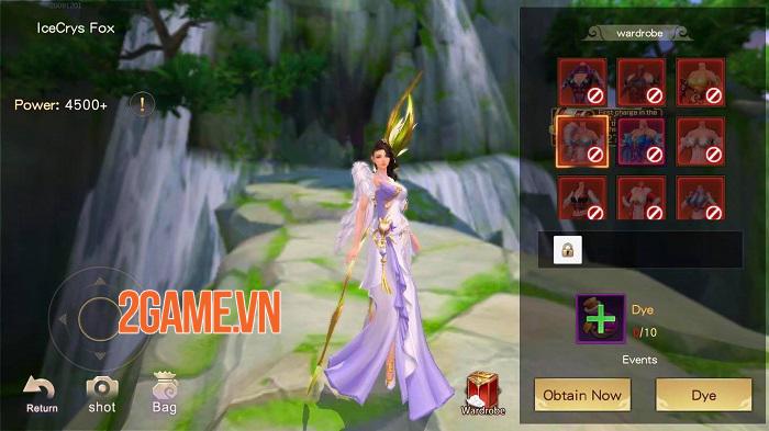 The Elder Fight - game mobile MMORPG quốc chiến thời gian thực 2