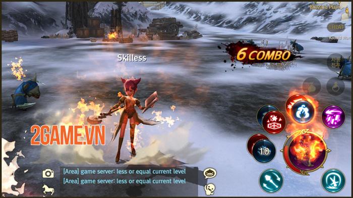 World of Dragon Nest mở đăng ký trước cho game thủ Việt kể từ hôm nay 0