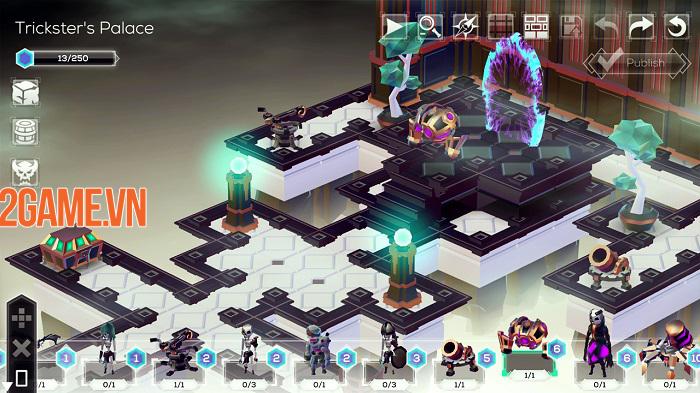 Monolisk - thám hiểm và xây dựng các hầm ngục quái vật khủng khiếp 7