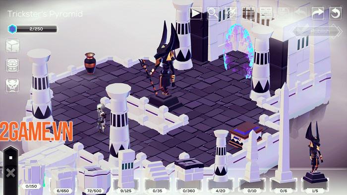Monolisk - thám hiểm và xây dựng các hầm ngục quái vật khủng khiếp 4