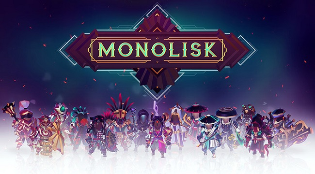 Monolisk – thám hiểm và xây dựng các hầm ngục quái vật khủng khiếp