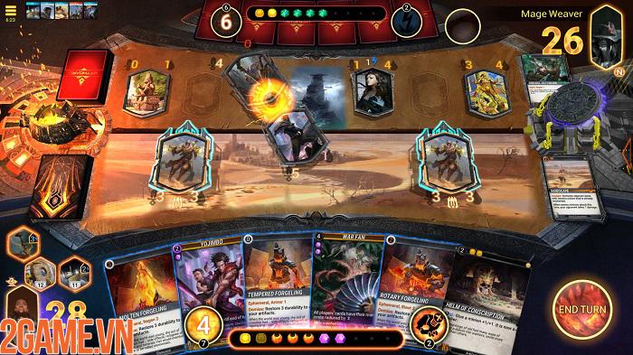 Mythgard - Hóa thân thành Á Thần vĩ đại trong siêu phẩm chiến thuật 3